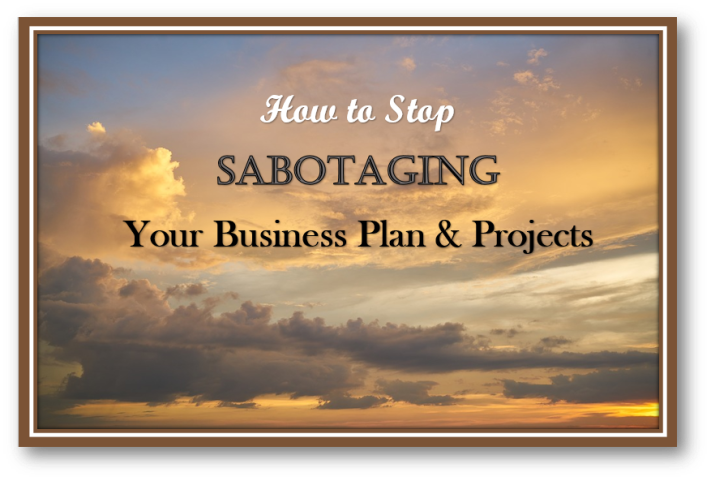 how to stop sabotaging shadow